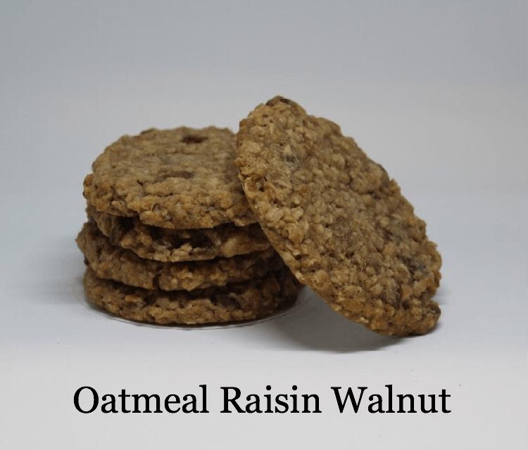 oatmeal raisin flavored cookies