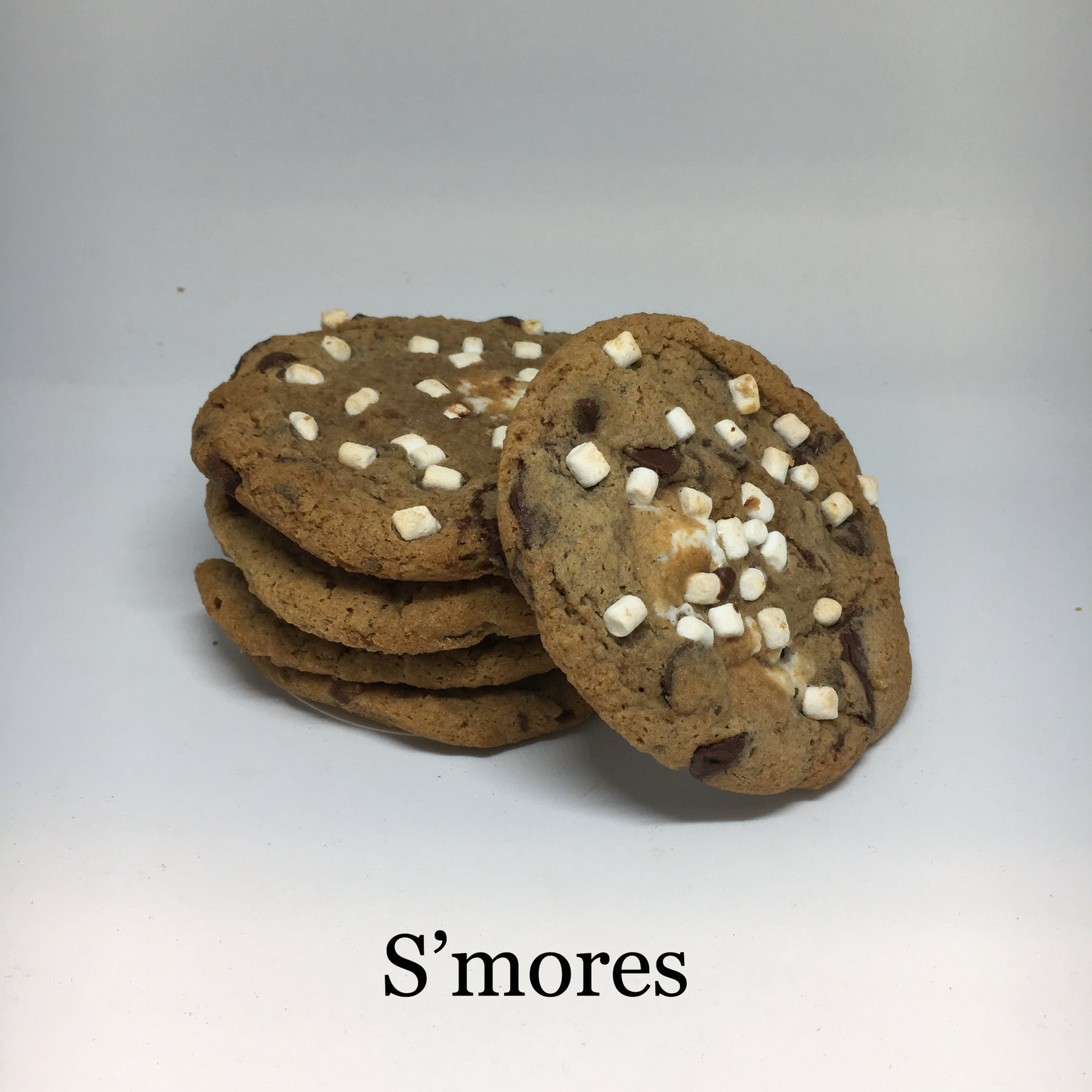 smores flavored cookies