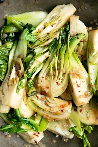 Bok Choy Recipe Naked Farmer