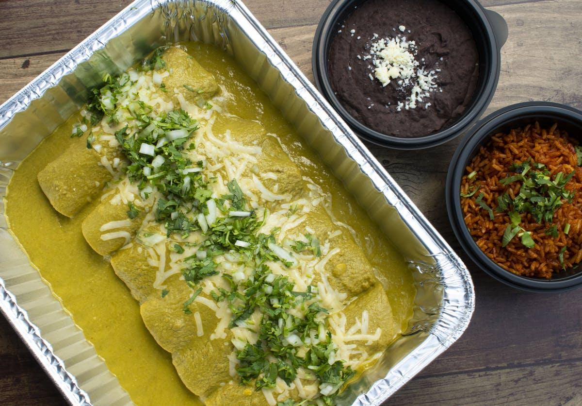 Enchilada Family Pack