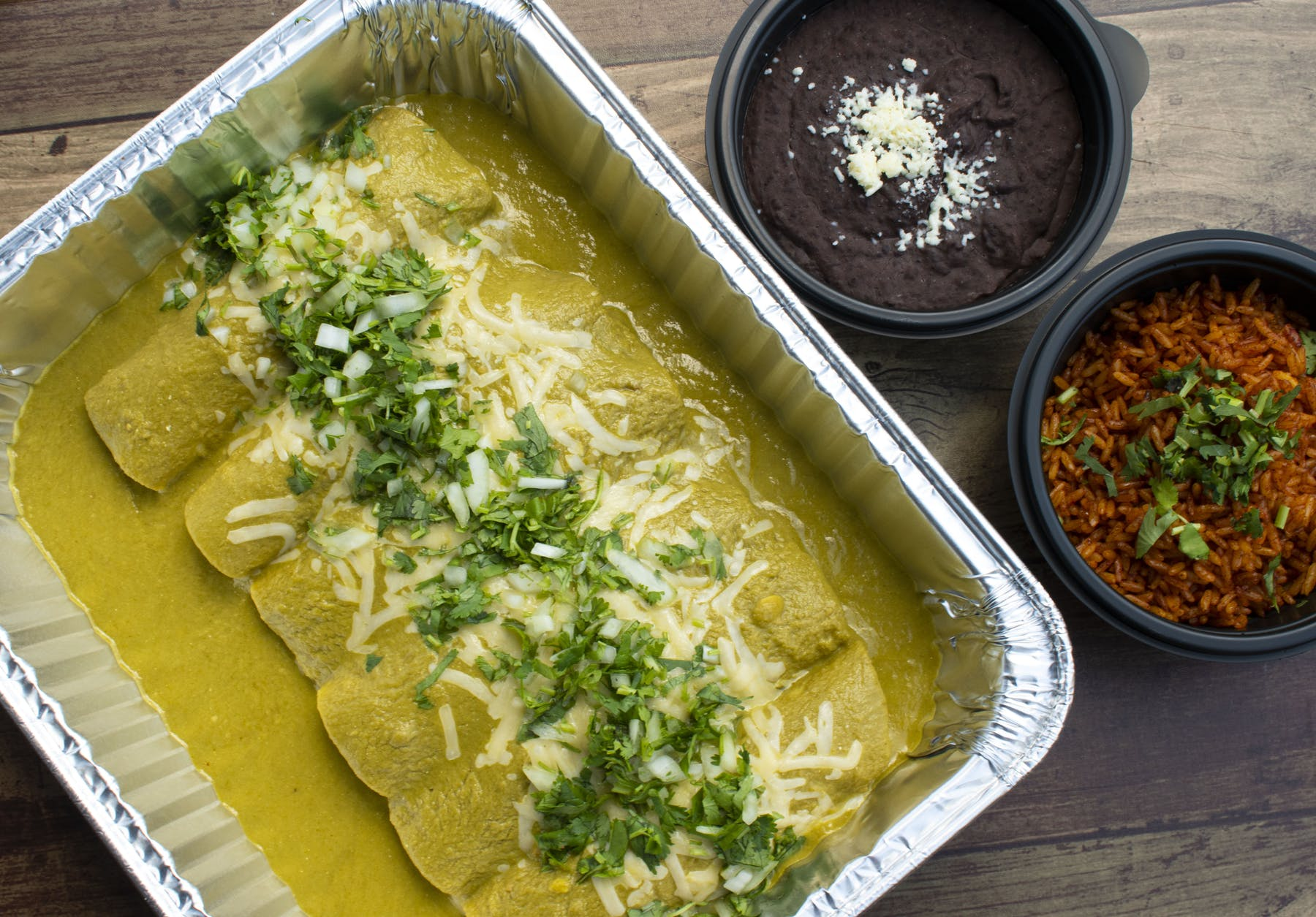 Enchilada Family Pack