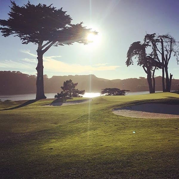 image of harding park in sf