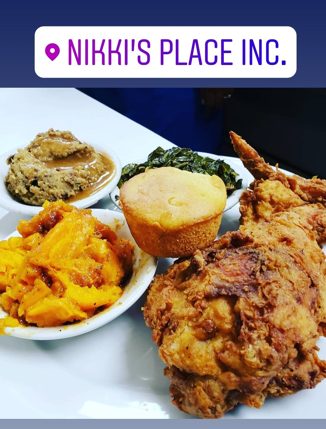 Nikkis Place Inc. | Southern Inspired Cuisine in Orlando, FL