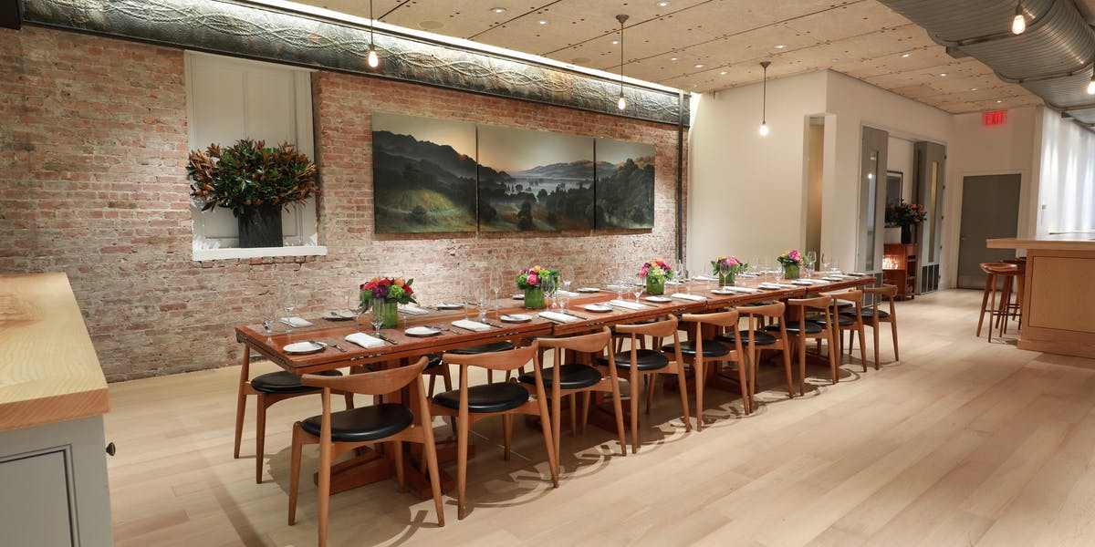 Craft The Best Private Dining In Nyc