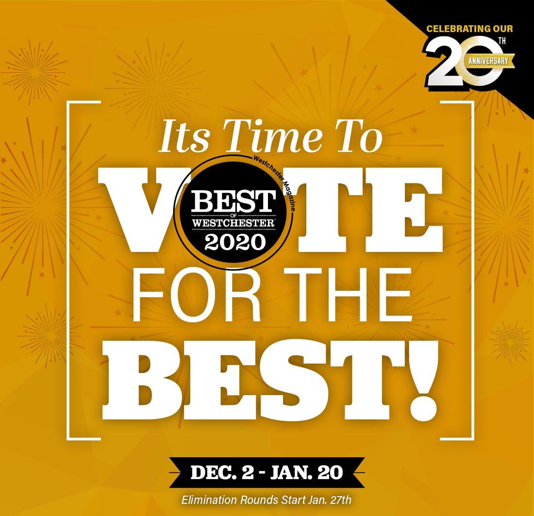 Best of Westchester Voting
