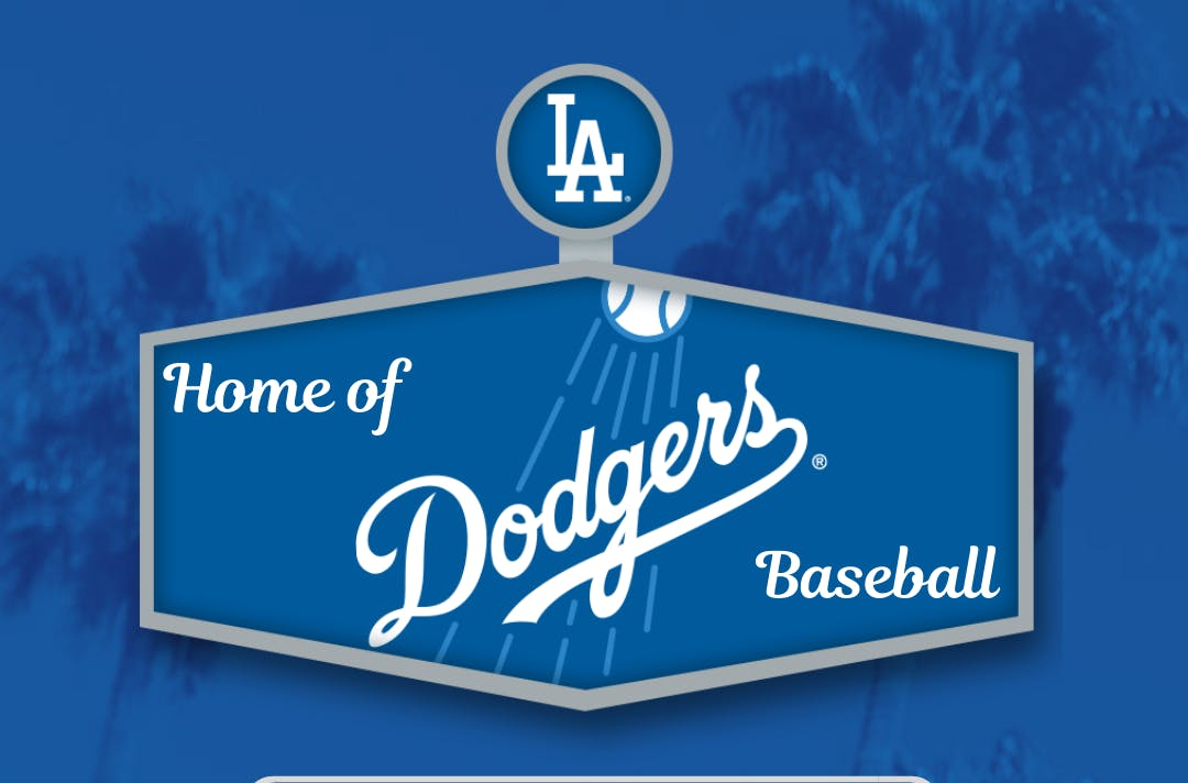 watch dodgers baseball in the san fernando valley 818