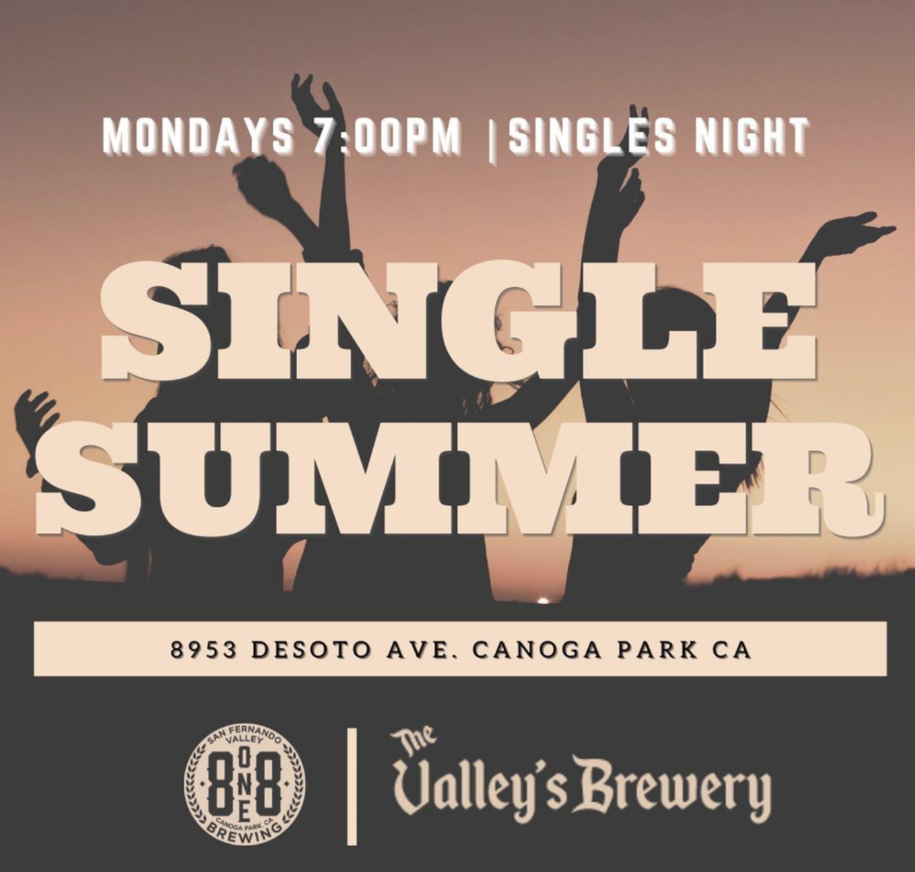 single summer brewery meetup