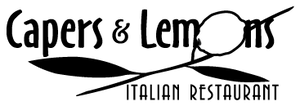 capers and lemons logo