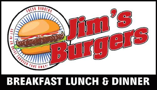 Jim's Burgers Home