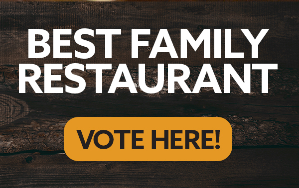 Family Restaurant Vote