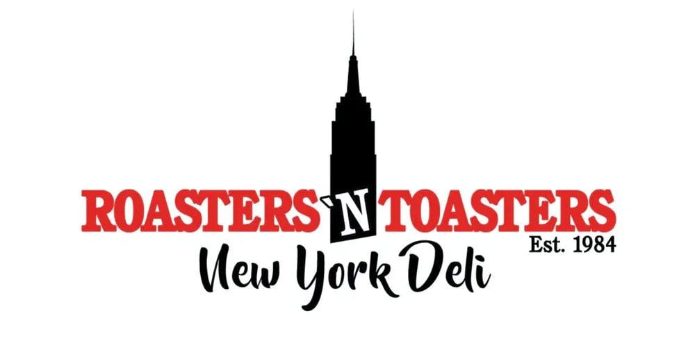 Roasters 'N Toasters New York Deli logo