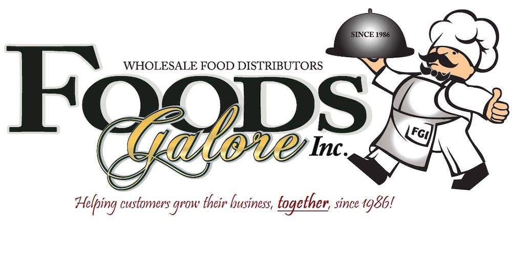 Foods Galore logo