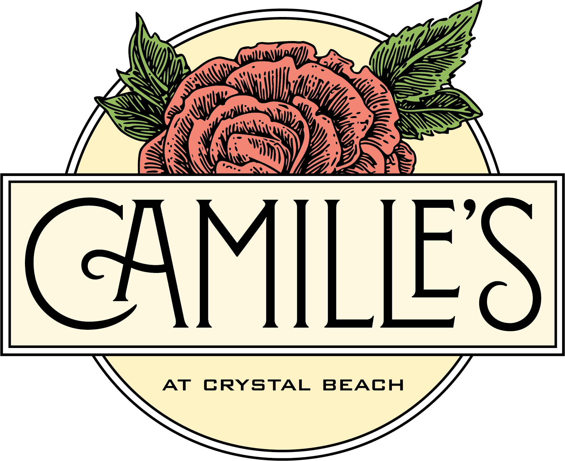 Camille's at Crystal Beach Home