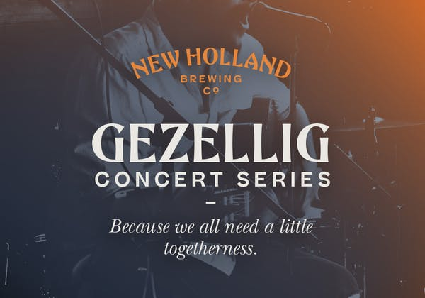 Gezellig Concert Series