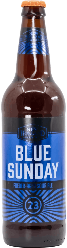 Blue Sunday 22oz Bottle