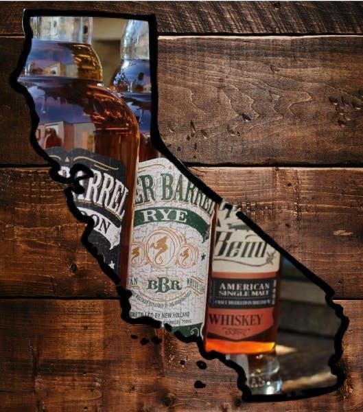 California Spirits Distribution