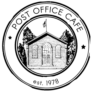 Post Office Café Home