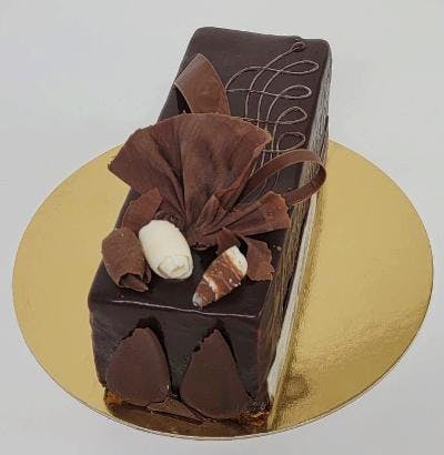 a cake on a table