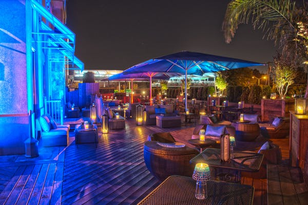 Blu Lounge & Deck Bar