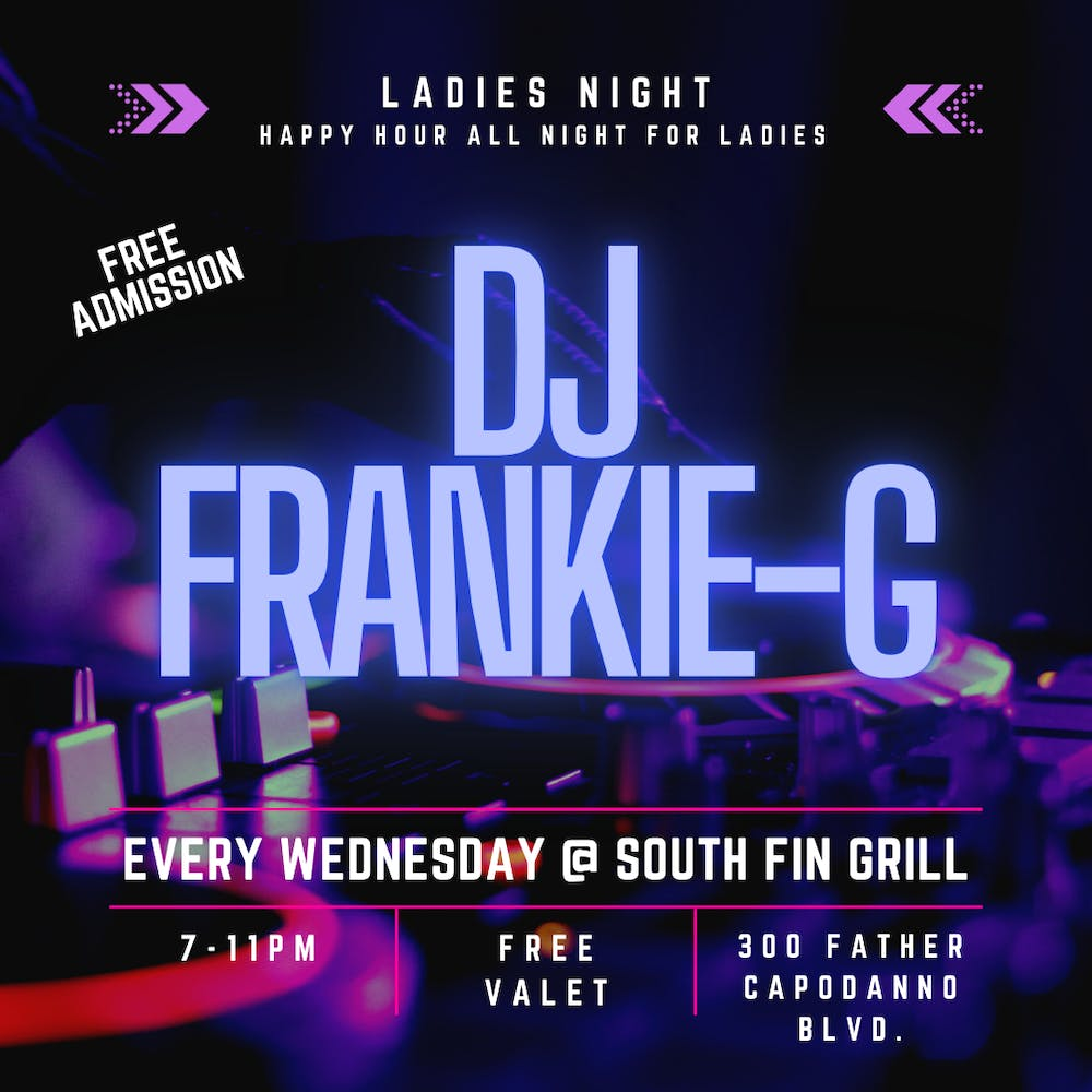Ladies Night At South Fin Grill