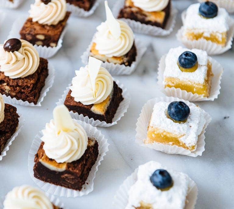 Petite Desserts
