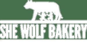 she wolf bakery logo