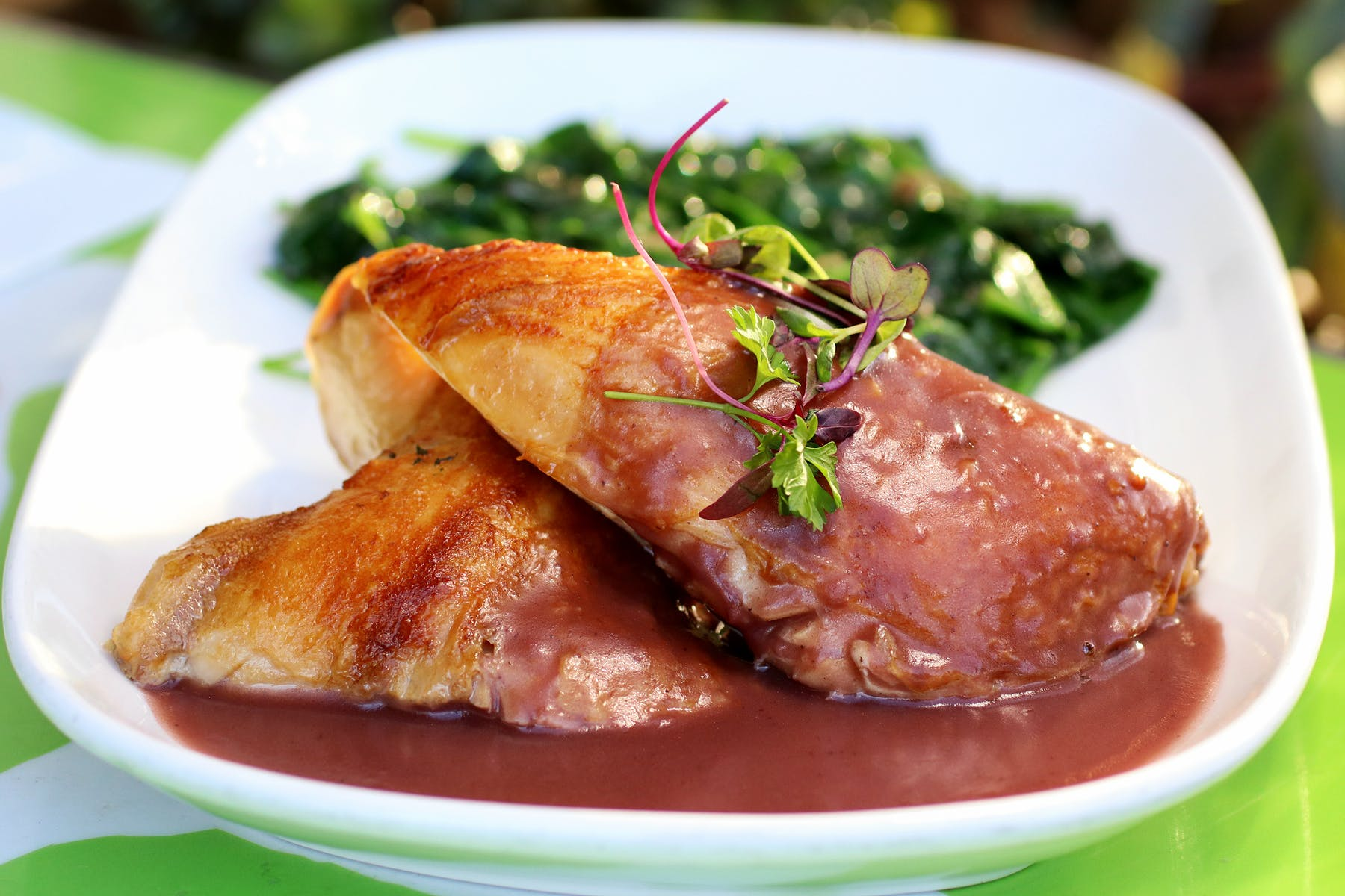 Organic Roasted Chicken