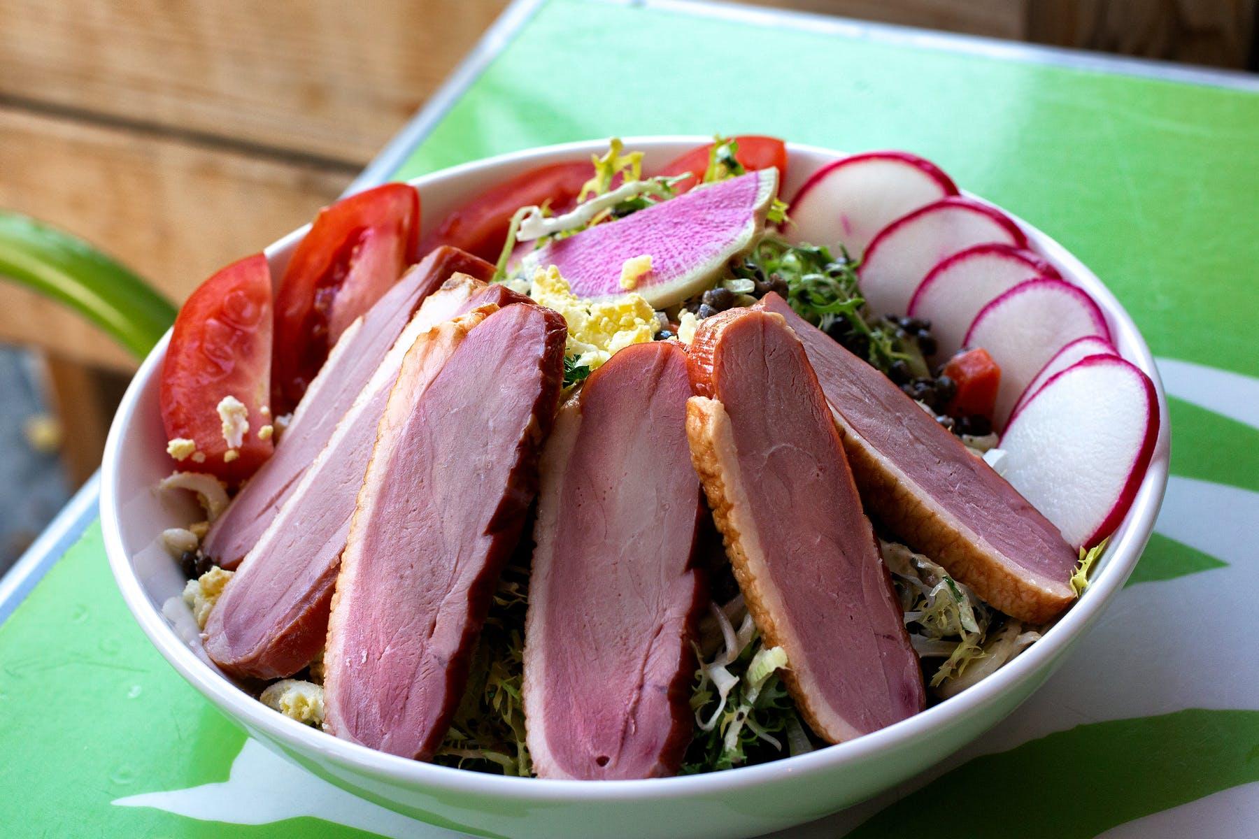 Salad Perigourdine