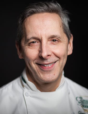 Lunch Chef-Instructor Giovanni Scappin
