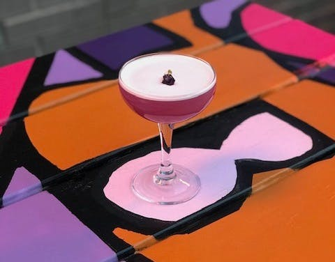 Butterfly Effect cocktail