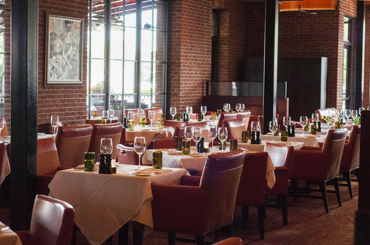restaurants seats