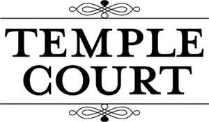 temple court logo