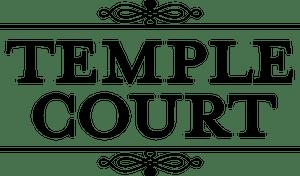 temple court logo