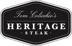 heritage steak logo
