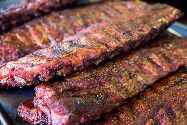 steak on a grill
