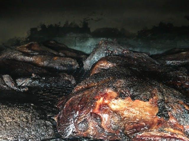roasted steak
