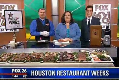 Cleverly Stone, Houston food journalist