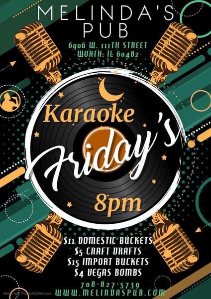 Bar Karokee and DJ