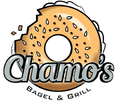 Chamo's Bagel & Grill Home