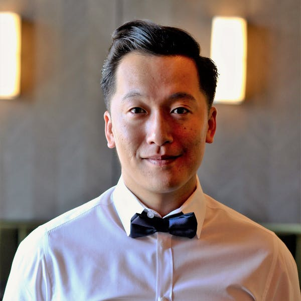 JP Fuji Group Executive Head Sushi Chef - Ming Cao