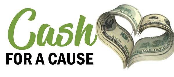 Greenfield's Gives Back To The City Of Lincoln By Hosting Cash For A Cause Events.