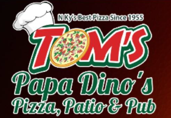 Tom's Papa Dino's Pizza Home