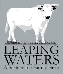 Leaping Waters Farm logo