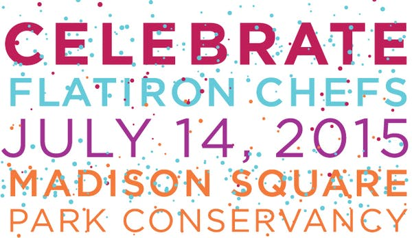 Join Us For #CelebrateFlatironChefs!