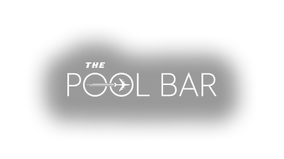 the pool bar logo