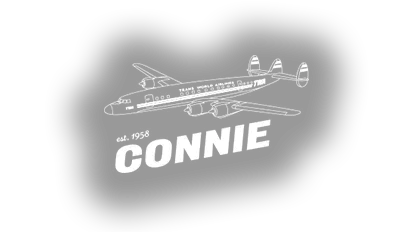 the connie logo