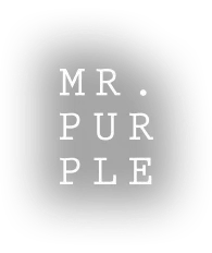 mr.purple logo