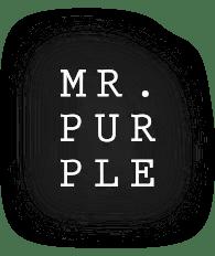 mr.purple logo