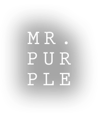 mr purple logo