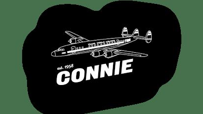 the connie logo